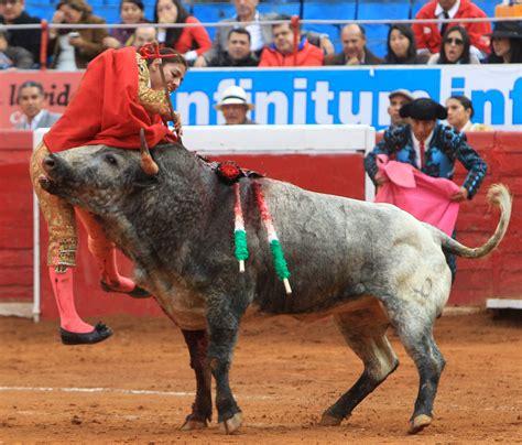 Bullfighting In Mexico
