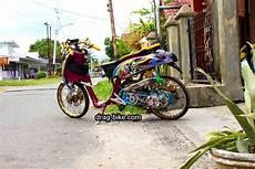 Variasi Motor Fino by 42 Foto Gambar Modifikasi Fino Thailook Style Simple