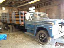 1968 F600 Stake Truck