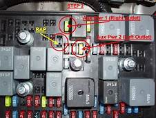 How Aux Power Rap Control Mod  SUVs Pinterest Gmc