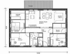 Bgx9 Bungalow Grundriss 106qm 4 Zimmer Grundriss