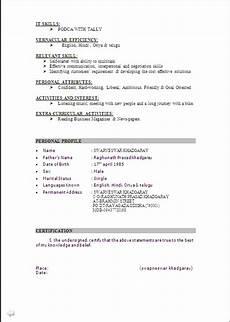 resume formats resume sle in word document mba marketing sales fresher marketing