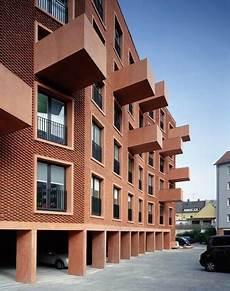 fink und jocher nuwog headquarter neu ulm germany fink jocher architekten brick architecture facade
