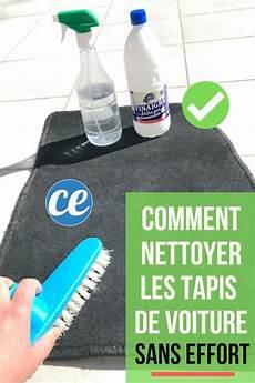 nettoyer tapis comment nettoyer les tapis de voiture sans effort