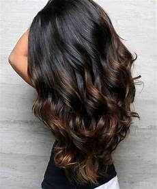 Balayage Hair Color Balayage Hair Black