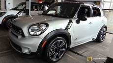 2016 Mini Cooper S Countryman All4 Exterior Interior
