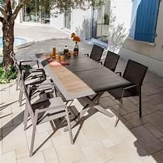 Table De Jardin Ceram Aluminium Plateau C 233 Ramique Caf 233
