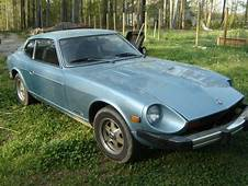 Sell Used 1977 Nissan Datsun 280z 2 In Hurdle Mills