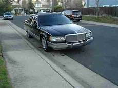automobile air conditioning repair 1993 cadillac fleetwood transmission control find used 1993 cadillac fleetwood brougham like new black on black new motor trans in