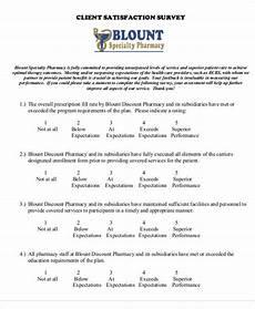 60 sle survey forms word pdf