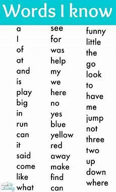 kindergarten sight word list print it kindergarten sight words list preschool sight words