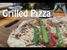 wie spargel pizza vom monolith macht deutsches grill