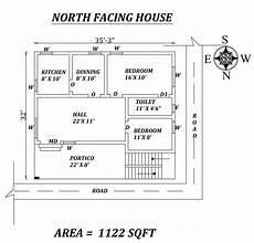 vastu plan for north facing house amazing 54 north facing house plans as per vastu shastra