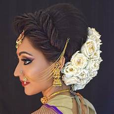 Bridal Hairstyles For Indian Wedding