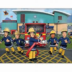 tapete feuerwehrmann sam walltastic fireman sam wallpaper mural from design2please