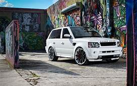 Cars Tuning Range Rover Sport Wallpaper  2560x1600