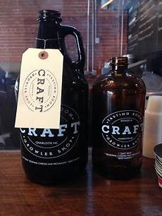 the growler for you craft growler shop and