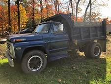 1972 Ford F600 Dump Truck For Sale Photos Technical