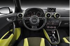 audi a1 interieur otomotif modern audi a1 s line 2012