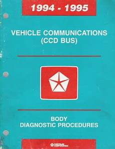 auto repair manual free download 1995 eagle vision navigation system 1993 1995 chrysler concorde lhs new yorker dodge intrepid eagle vision body diagnostic