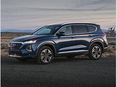 2019 Hyundai Santa Fe Towing Capacity   2020 SUVs and Trucks