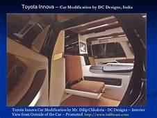 Modified Car Interior Design In India  Renault Duster