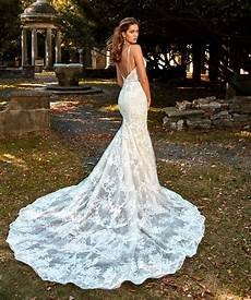 White Wedding Gowns Fitting
