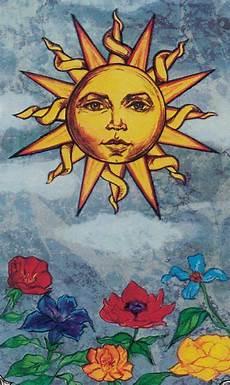 die sonne tarot the sun hudes tarot tarot the sun sonne mond