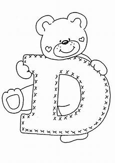 Ausmalbilder Buchstaben D Ausmalbilder Buchstaben D Buchstabe D