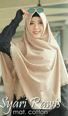 Macam Dan Jenis Jilbab Segi Empat Modis 1 Ethica Collection