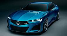 acura type s concept is a sensuous preview of the upcoming tlx type s carscoops