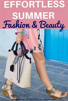 effortless chic summer fashion and beauty love peace beauty