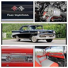 1957 chevrolet bel air fuelie convertible 283 250 hp