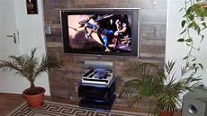 tv wand selber bauen ganz einfach