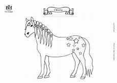 ausmalbild schloss prinzessin pferd tiffanylovesbooks