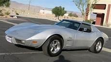 1975 chevrolet corvette 350 93 923 original miles new paint interior for sale photos