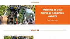 Garbage Collection by Garbage Collection Website Templates Godaddy