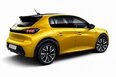 All New Peugeot 208 Premium Hatchback Revealed Could Be