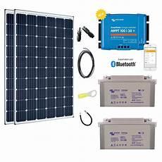 kit solaire autonome 24v 600w
