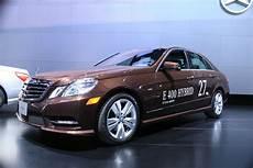 2013 Mercedes E Class Offers Hybrid Diesel Models