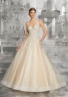 mahala wedding dress style 8190 morilee