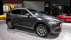 2019 Mazda Cx 5 Skyactiv Diesel Suv Debuts In New York
