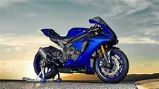 Yamaha Yzf R1 2018 Std Bike Photos Overdrive
