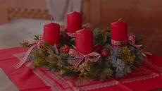 4 candele dell avvento come realizzare una corona d avvento