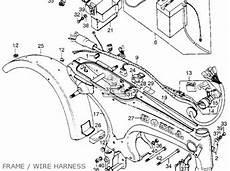 Honda St90 Trailsport 1975 K2 Usa Parts Lists And Schematics