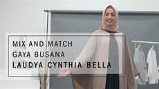 Mix And Match Gaya Busana Laudya Cynthia