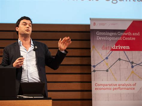 Thomas Piketty The Economics Of Inequality
