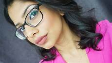 Makeup For Glasses Easy Makeup Tutorial