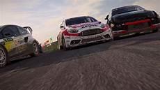 dirt 4 rallycross dirt 4 world rallycross gameplay trailer be fearless uk