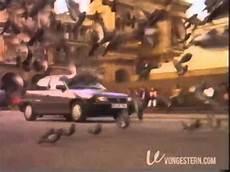 opel astra werbung 2015 opel astra limousine tv werbung 1992
